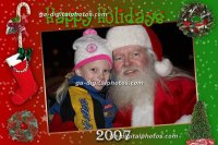 2007 Prudential Jack White Vista - Childrens Santa Party